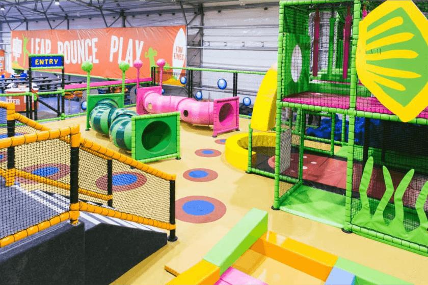 Soft play design