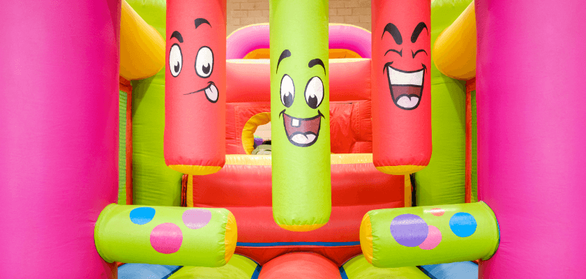 Bouncy castle 1