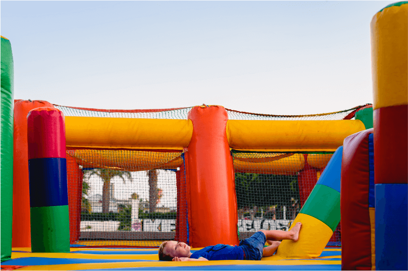 Bouncy castle 8