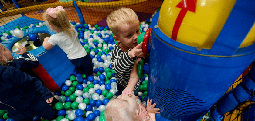 Soft play equipment 1